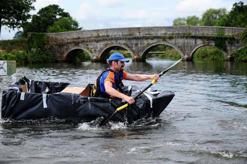 Flat Out Afloat- Innovation & Invention