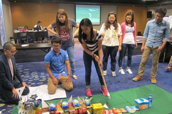 Hole in One- Corporate Social Responsibility