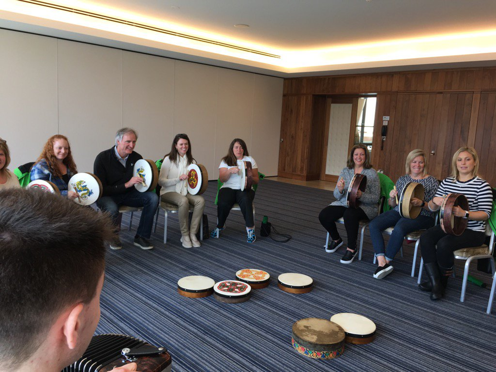 Bodhran Workshop- Music & Rhythm