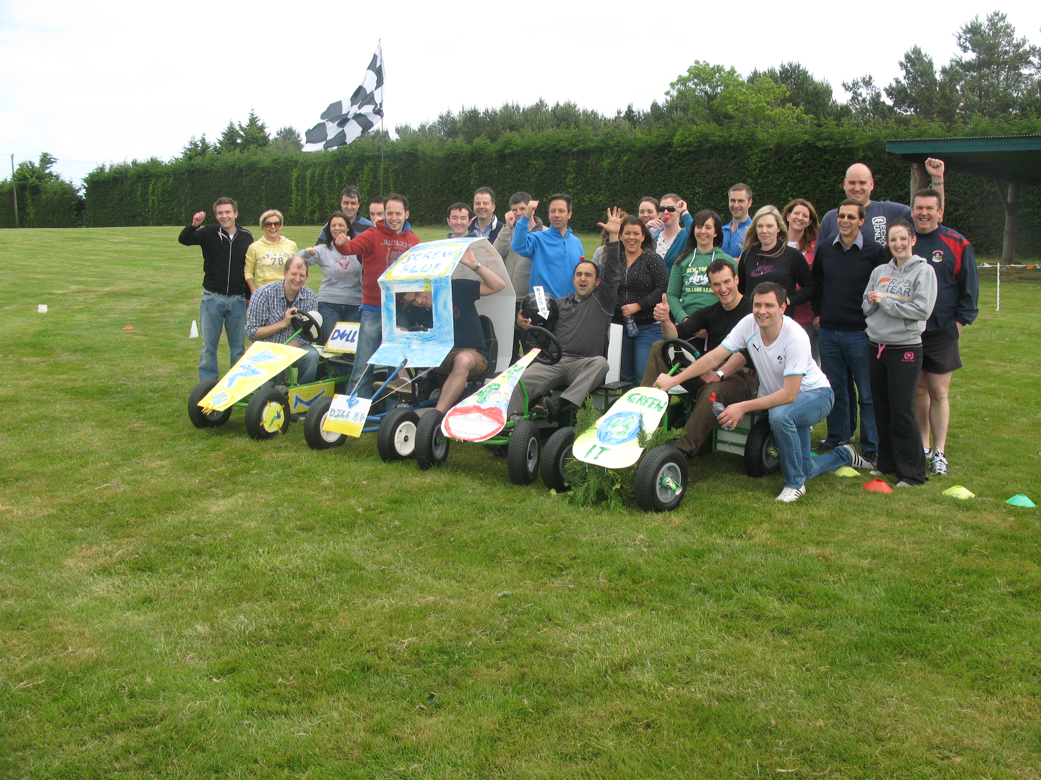 Thunder Races- Team Building Adventure