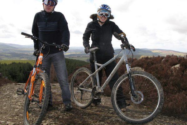 Mountain bike GPS Treasure Hunt- Orangeworks