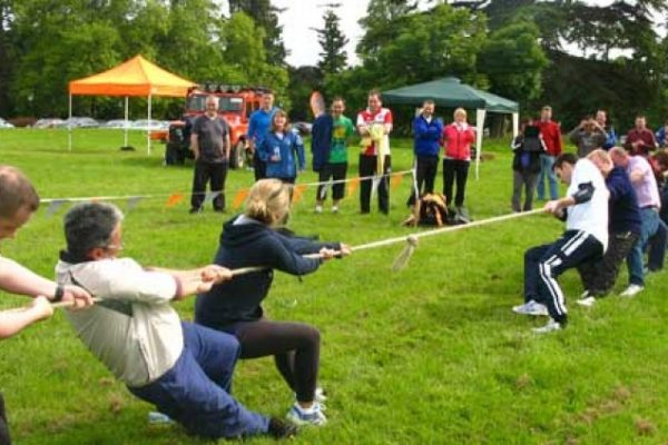 Corporate Sports Day Ireland Team Building Activities