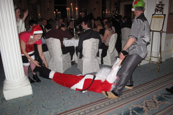 Who Killed Santa- Evening Interactions