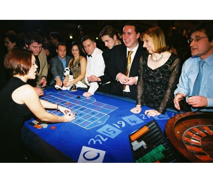 Casino Night- Evening Interactions