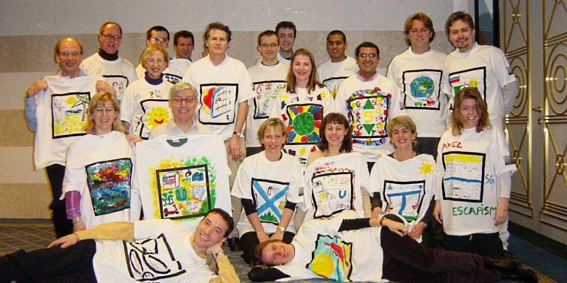 T-shirt Masterpiece- Creative Team Challenges