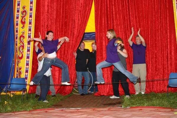 Urban Circus- Evening Interactions