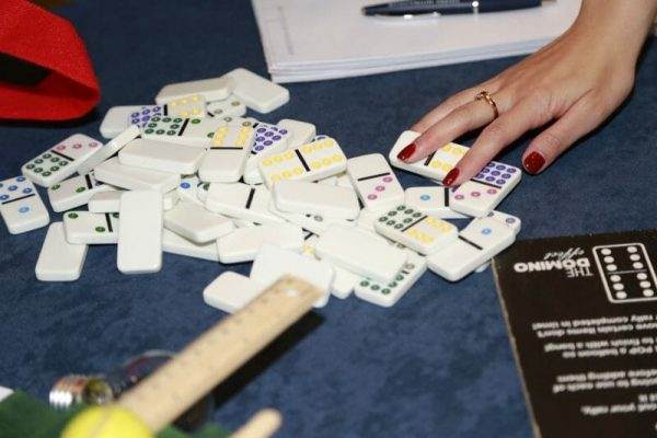Domino Effect- Interactive Business Games