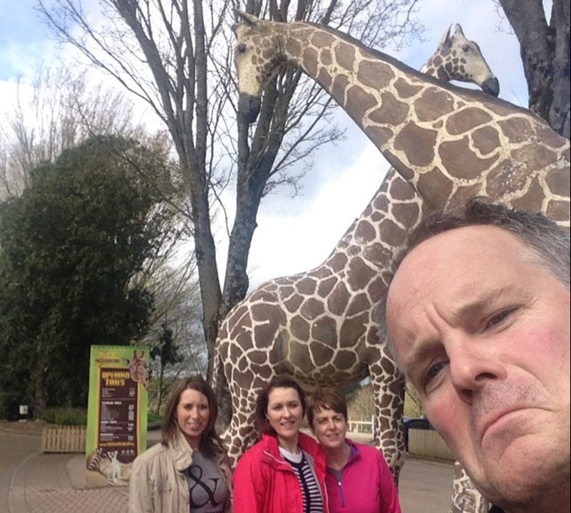 Photo challenge at Fota Wildlife Park