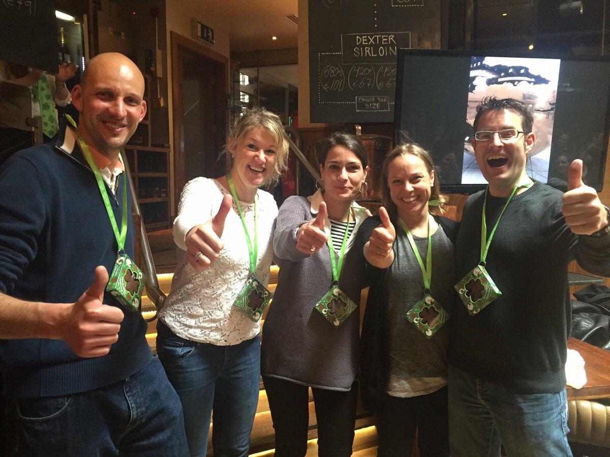 Go Team Dublin- Interactive Treasure Trails