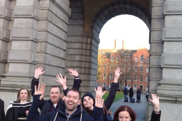 Go Team Dublin- Interactive Treasure Trails