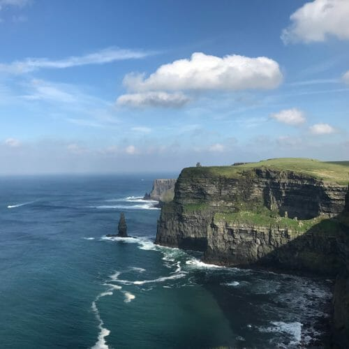 Cliffs of Moher Orangeworks Bespoke Adventures