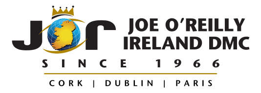 Joe O'Reilly Ireland DMC logo