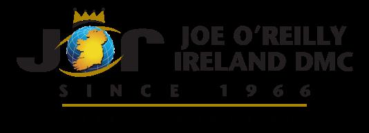 Joe O'Reilly Ireland DMC logo