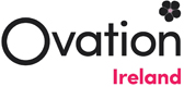 Ovation Ireland logo- Our DMC Partner