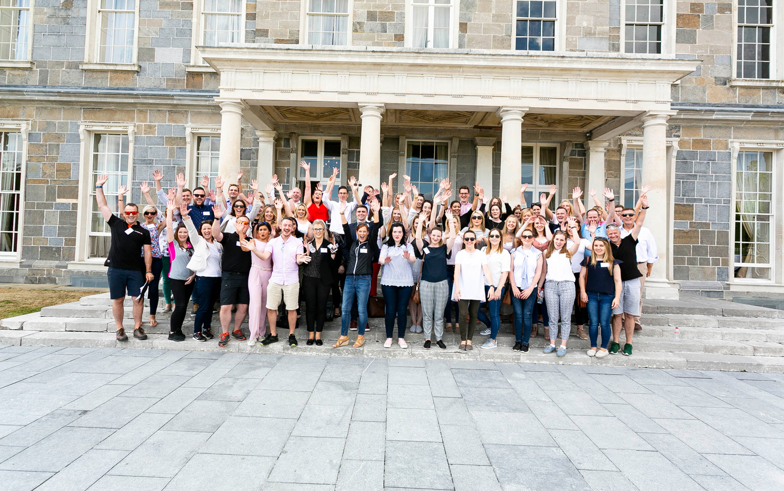 Partnering With Carton House For The SITE Ireland Summer Soirée