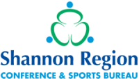 Shannon Conference and Sports Bureau logo