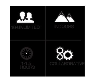 Sole Responsibility CSR team building activity