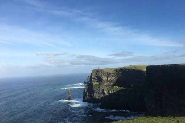 Cliffs of Moher Wild Atlantic Discovery Challenge