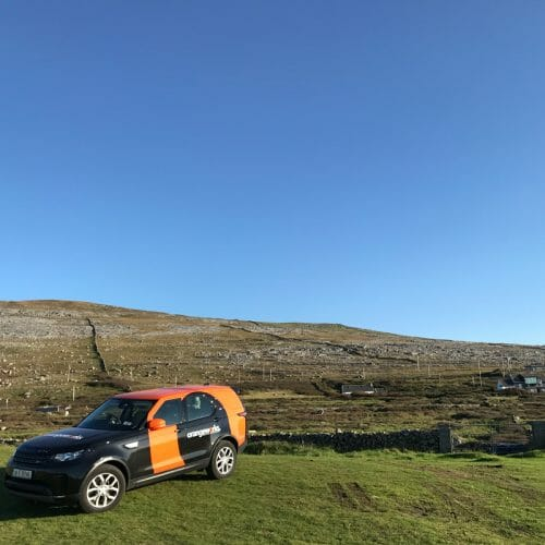 Orangeworks Land Rover Discovery on a Bespoke Adventure