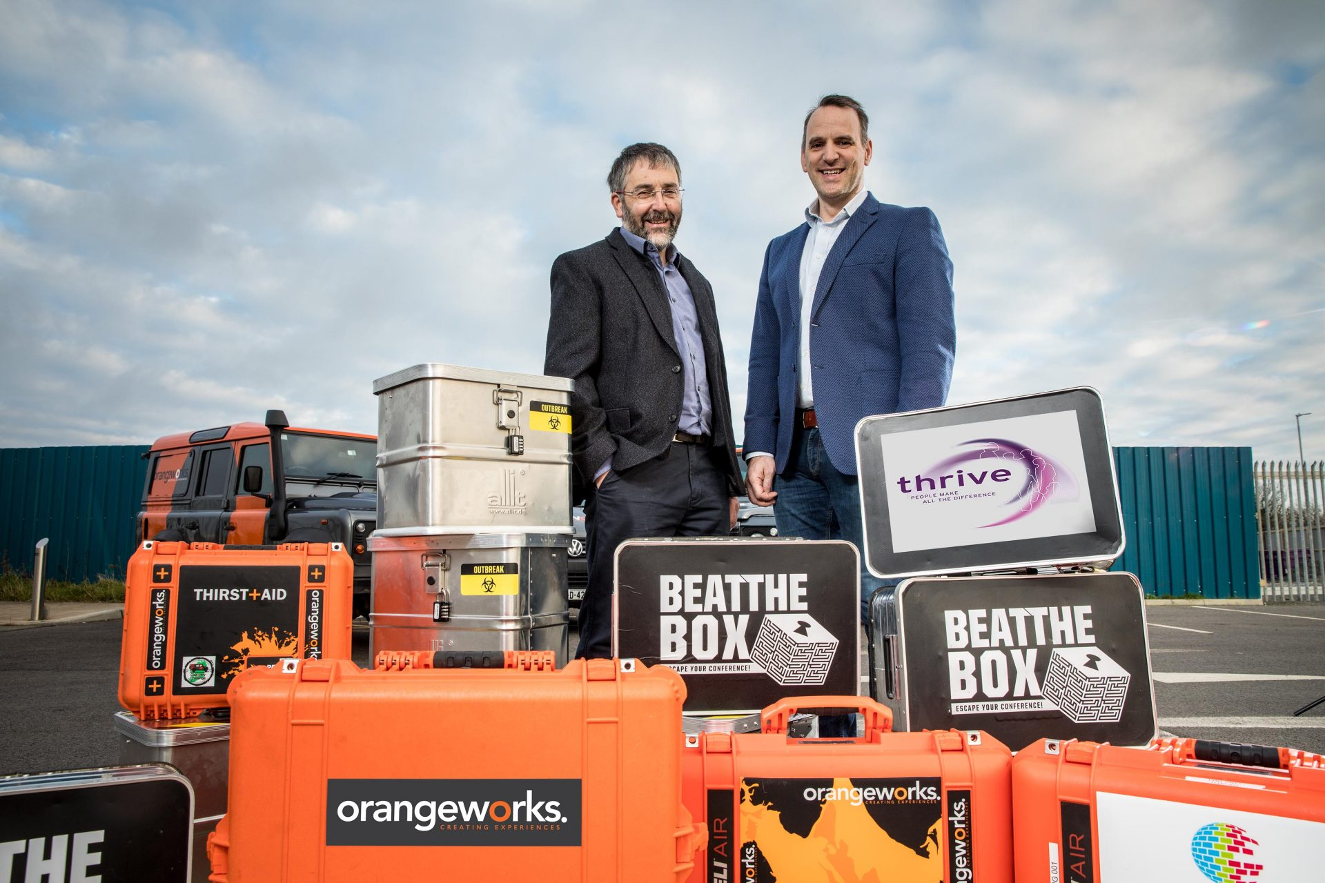 Orangeworks continues growth strategy with Acquisition of Thrive