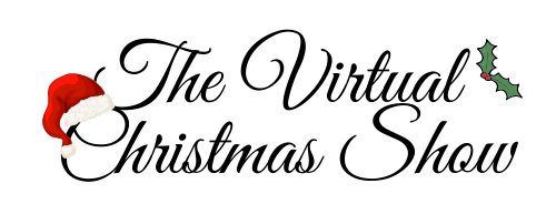 The Virtual Christmas Show logo