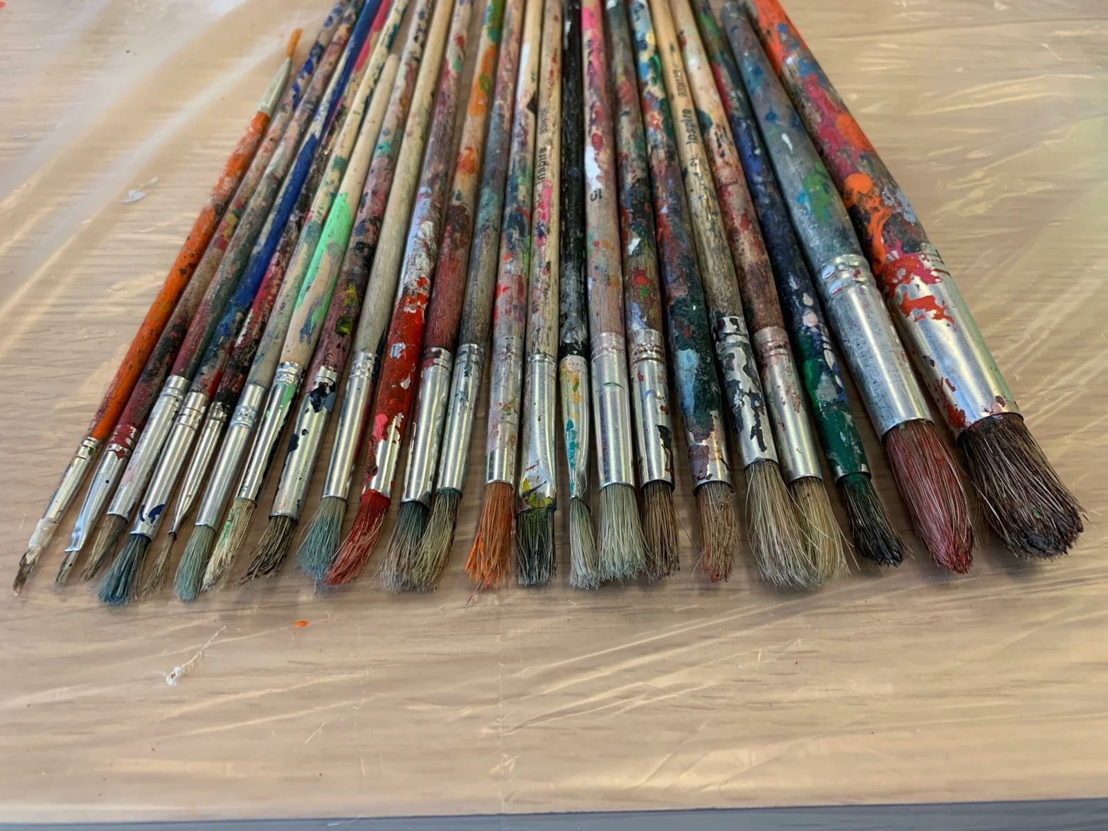 Virtual Big Picture Paintbrushes