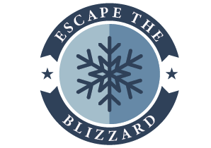 Escape the Blizzard Logo