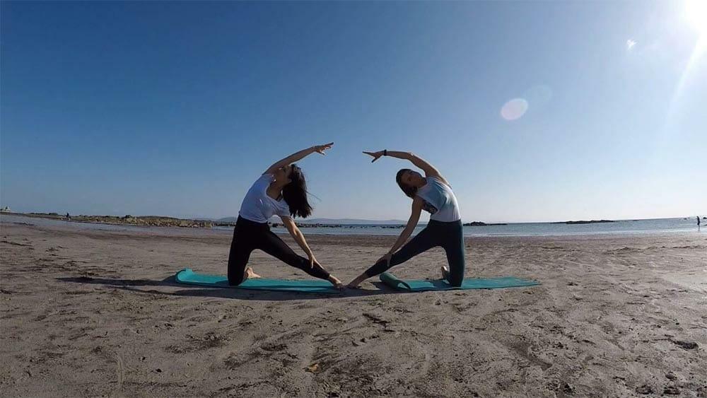 Open Body – Open Mind on The Beach