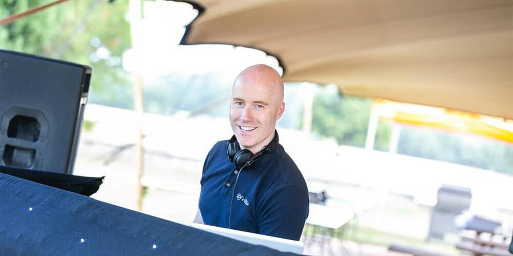 DJ Colm at Virtual Summer Party
